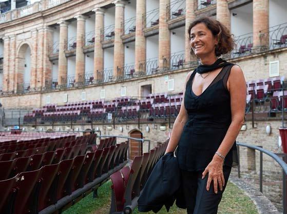 Macerata Opera Festival Barbara Minghetti