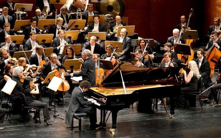 Festival Pianistico Internazionale, tanti giovani talenti