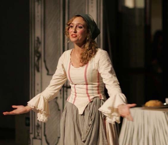 In scena: anteprima opera teatro