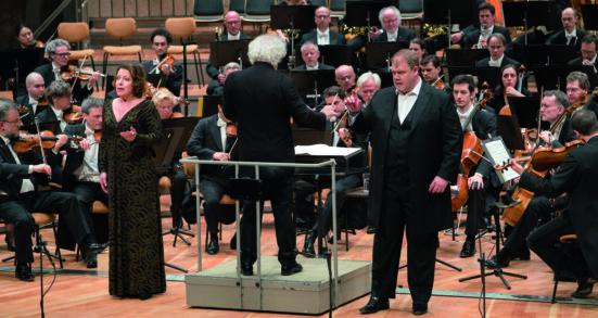 Philharmonie Wagner Parsifal