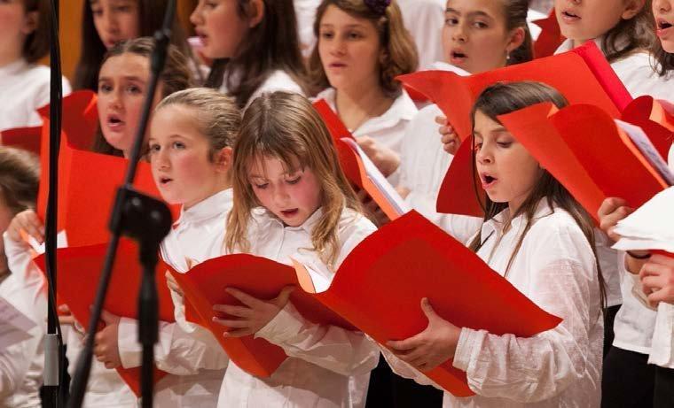 Orchestra Verdi, lezioni per bambini e amatori