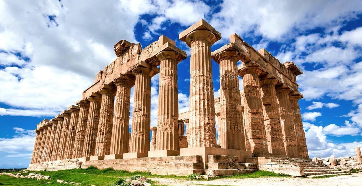 Valle dei Templi di Agrigento, dove andrà in scena Festivalle