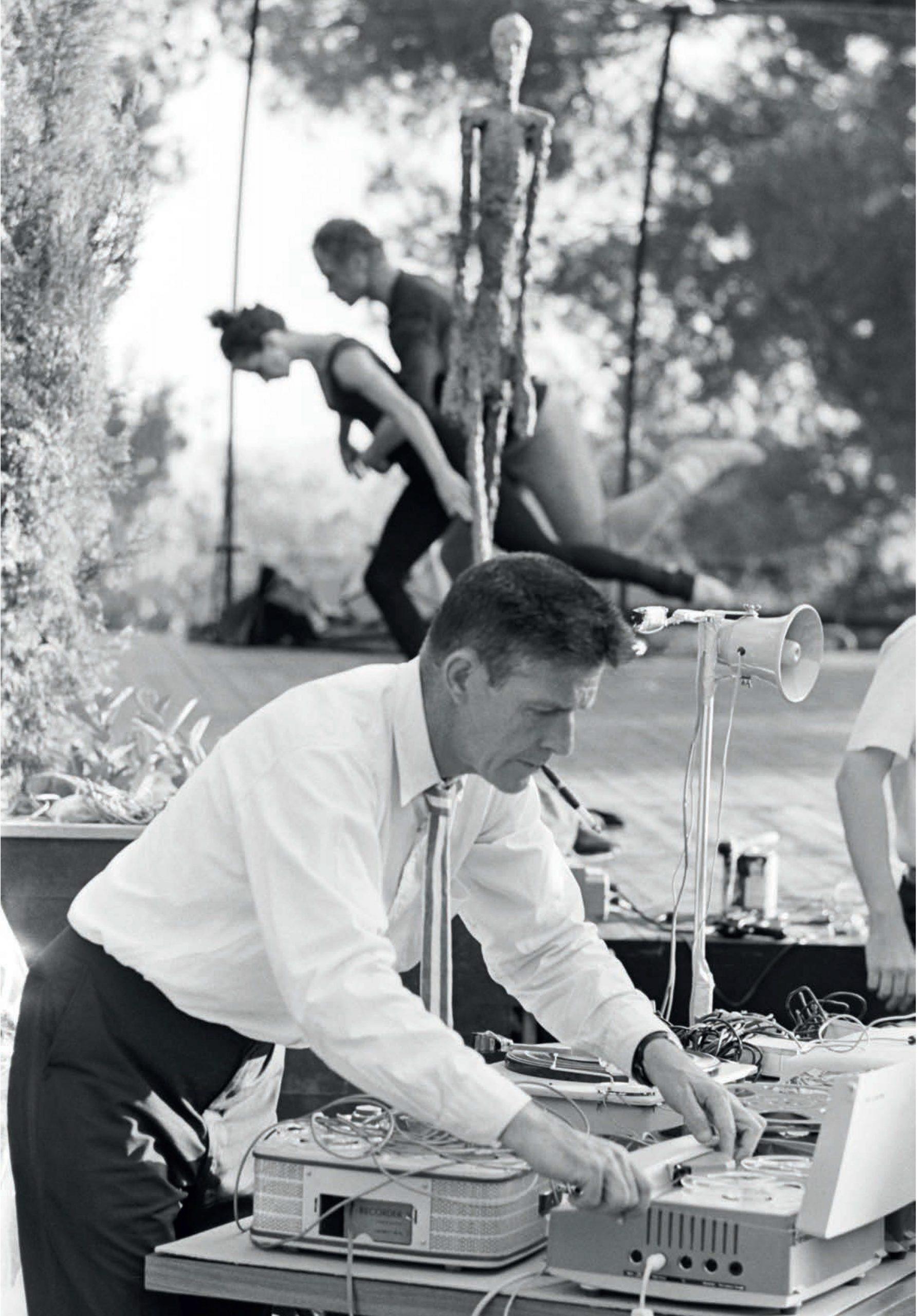 agosto 1966; John Cage
