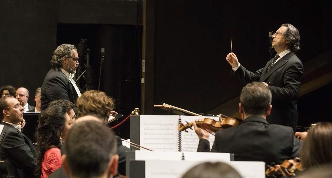 Riccardo Muti dirige Macbeth con l'Orchestra del Maggio Musicale Fiorentino