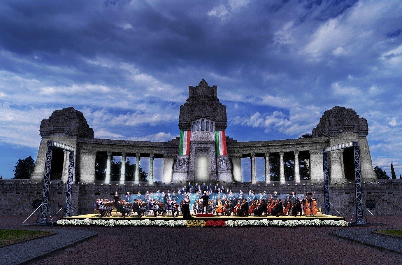 Donizetti Opera per Bergamo: al Cimitero Monumentale un Requiem per non  dimenticare | Amadeus